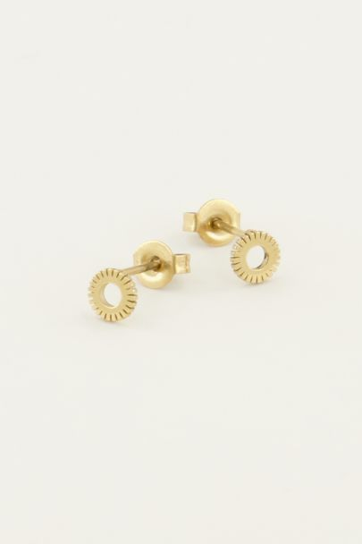 Studs zonnetje | My Jewellery