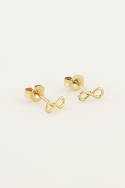 Studs infinity | My Jewellery