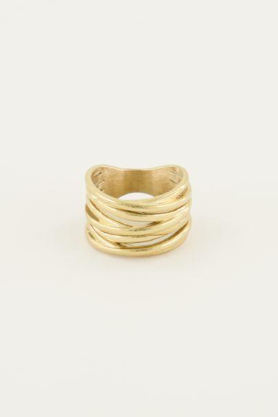 Statement ring | Trendy ringen | My Jewellery