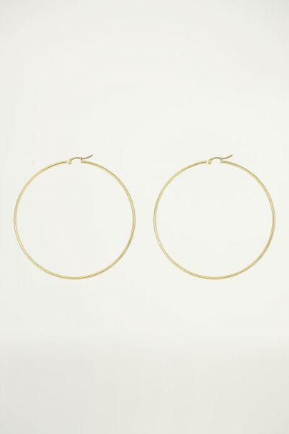 Basic midi earrings, earrings
