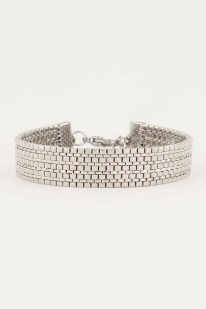 Armband schakels mesh | My Jewellery