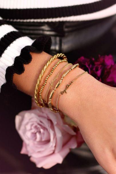 Forever together armband set