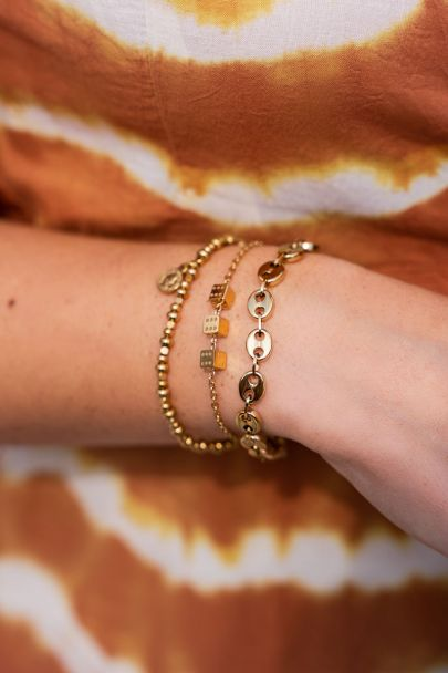 Armband drei Würfel