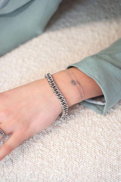 Armband klein muntje