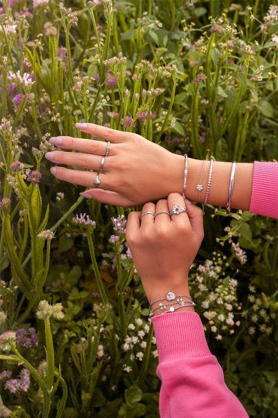 Armband violet