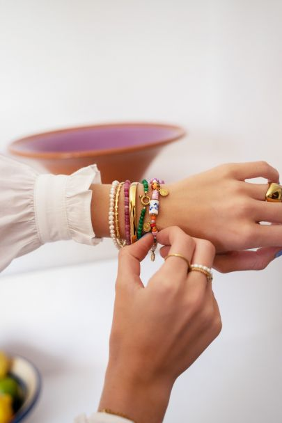 Keramiek armband