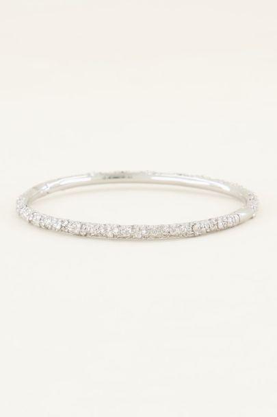 Bangle bloementjes | My Jewellery