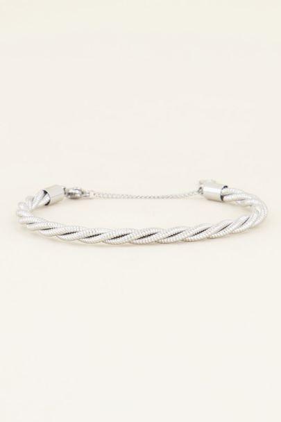 Buy matte twisted bangle | My Jewellery