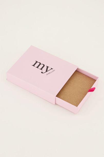 Lichtroze giftbox