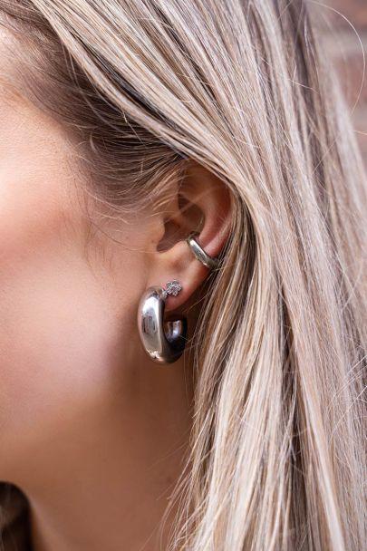Ear cuff basic rond