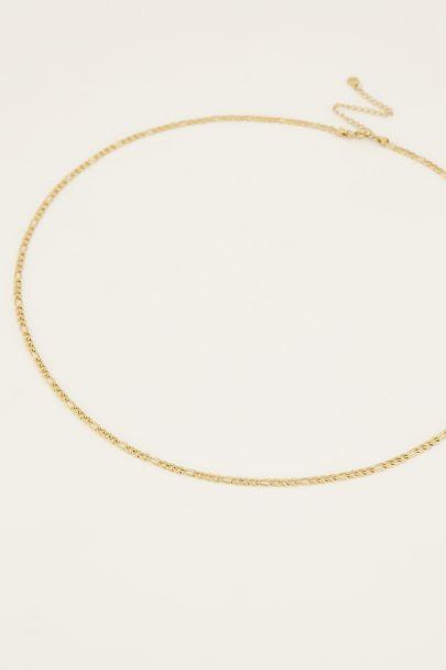 Equal ketting open schakel | My Jewellery