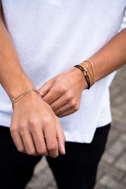 Equal armband open schakel