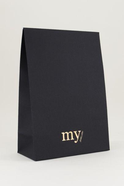 Flapbox M zwart