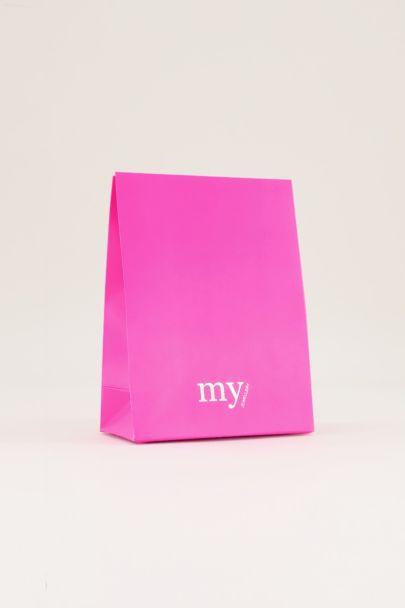 Flapbox S roze