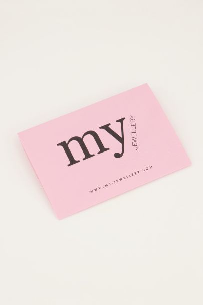 Giftcardholder MY logo roze