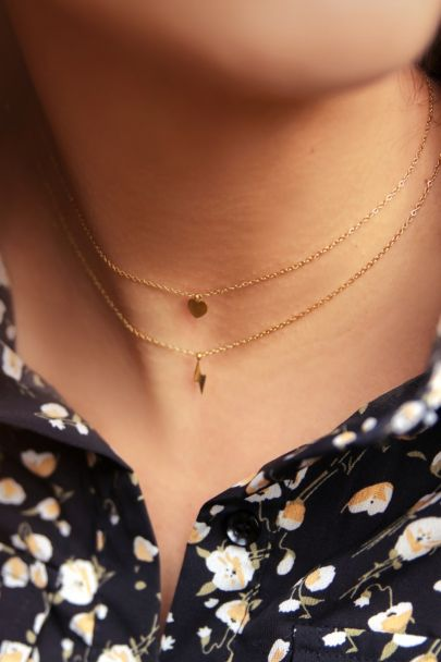Lightning necklace