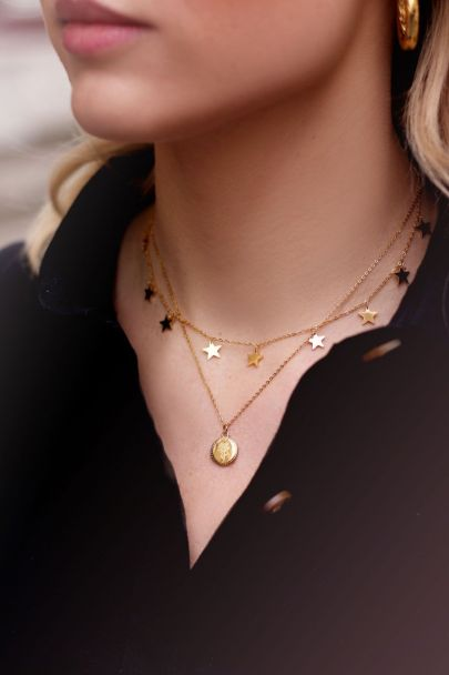 Ketting rond roos