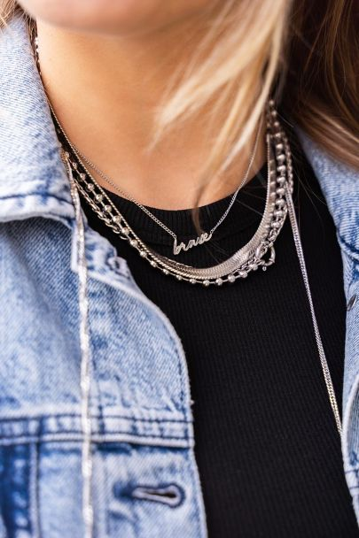 Brave Halskette