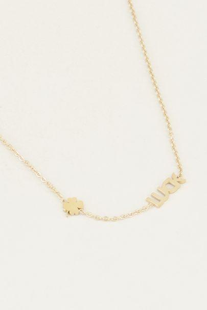 Glücks-Halskette
