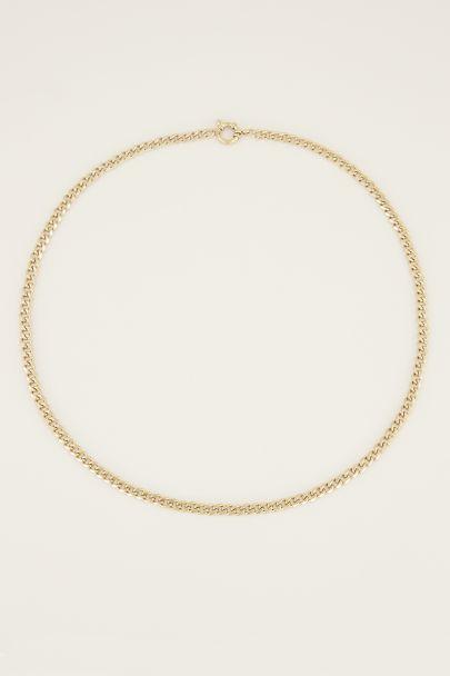 Chain ketting lang | Lange kettingen bij My Jewellery