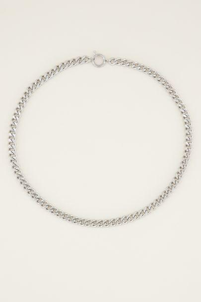 Chain ketting middel | Middellange kettingen bij My Jewellery