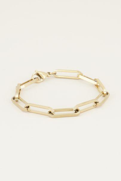 Armband met schakels | Armband schakels My Jewellery