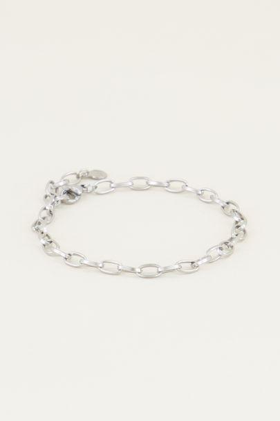 Moments bracelet small links | Armband schakels My Jewellery