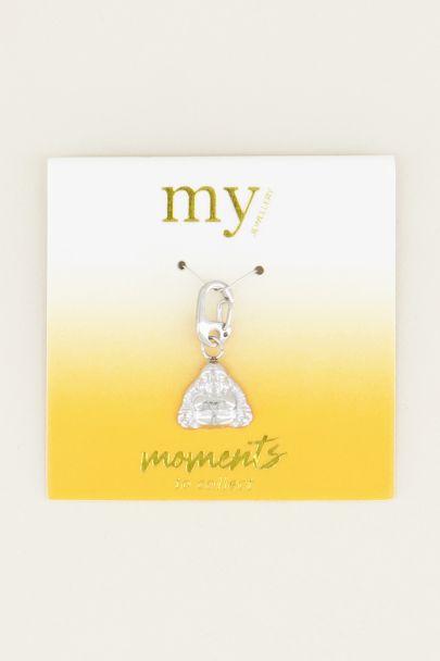 Moments charm boedha | Bedel My Jewellery