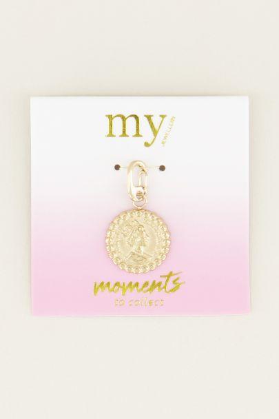 Moments coin charm | Charm jewellery | My Jewellery