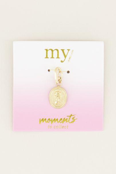 Moments charm silhouet | Charms My Jewellery