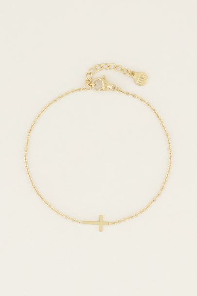 Armband kleines Kreuz