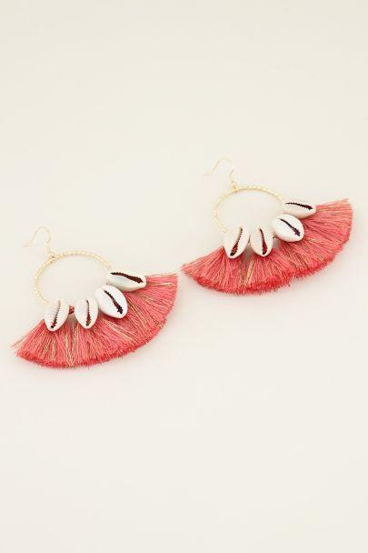 Oorbellen | Schelpen oorbellen | Oorbellen dames My Jewellery