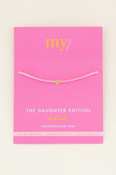 Dochter armband | My Jewellery