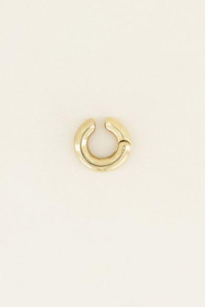 Ear cuff basic rond | Ear cuff | My Jewellery