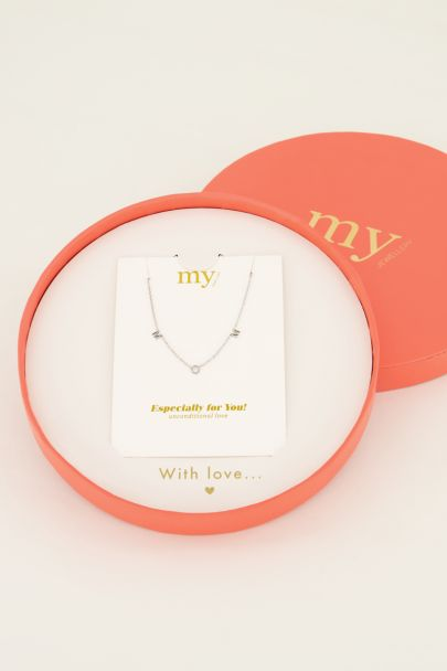 Giftbox Ketting MOM