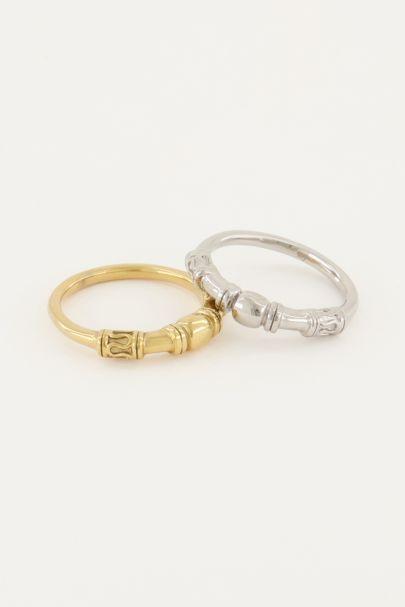 Ring vormen Bali
