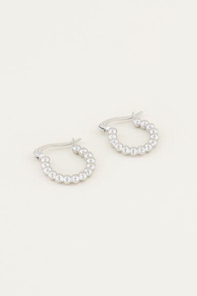 Small sphere earrings | Small earrings at My Jewellery