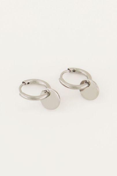 Oorringen rondje | Oorbellen | My Jewellery