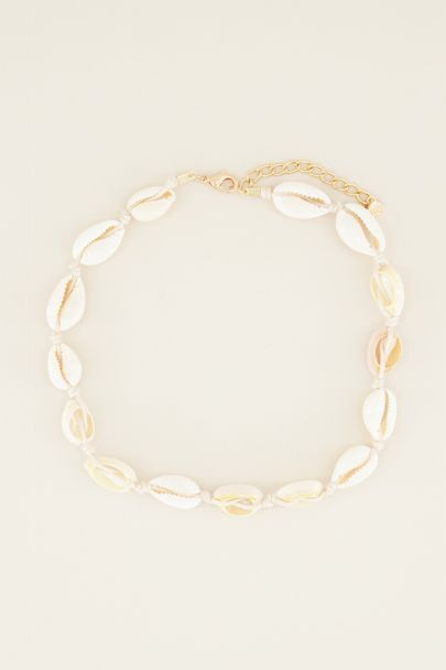 Choker schelpen | Choker dames | My Jewellery
