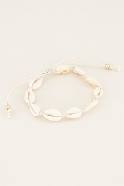 Muschelarmband| Damenarmband| My Jewellery