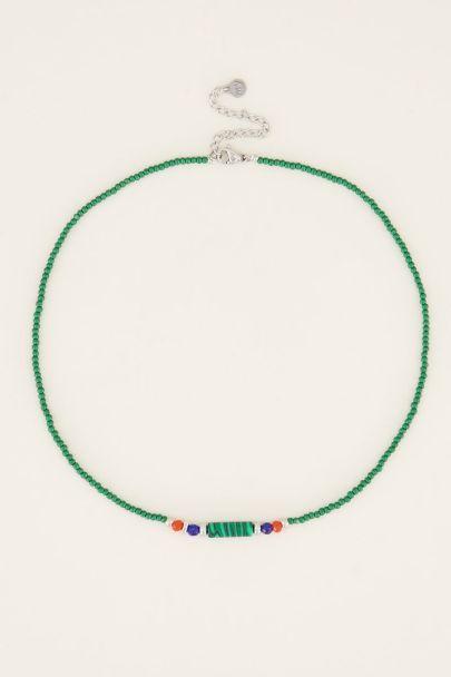 Choker | Choker met kralen | My Jewellery