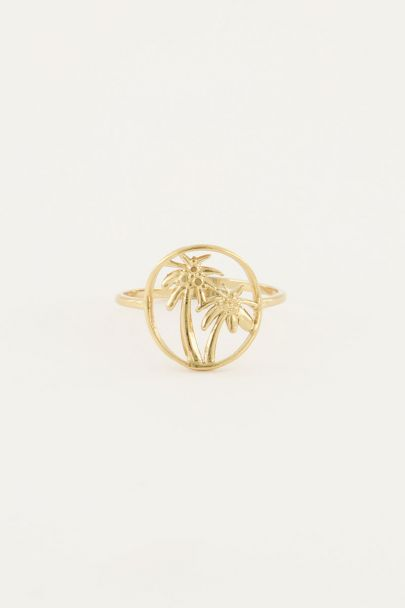 Ring two palm trees