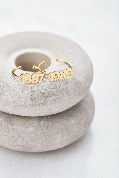 Ring jaartal