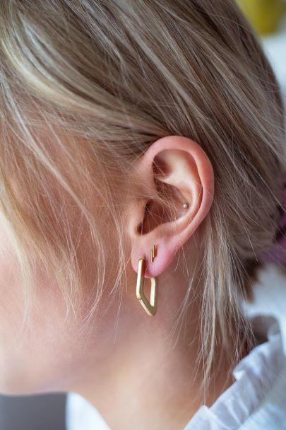 Shapes oorhangers ruit
