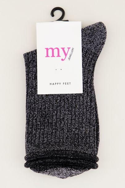 Glitter sokken