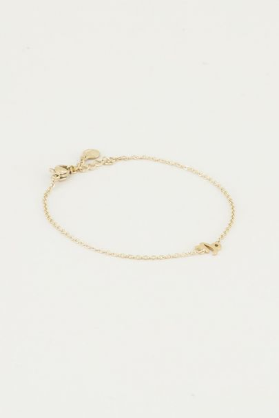 Armband sterrenbeeld bedel, zodiac sign bracelet
