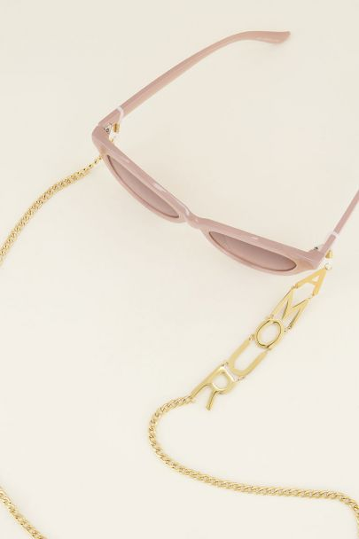 Zonnebrilkoordjes | Brillenkoordje My Jewellery