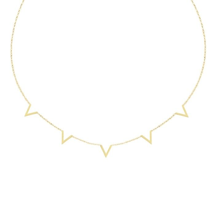My Jewellery Kettinkje v vorm roestvrij staal