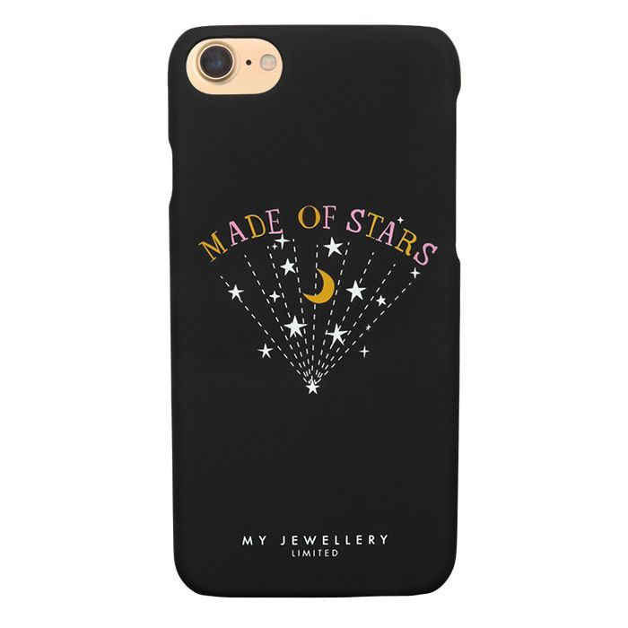 Hardcase tekst made of stars My Jewellery