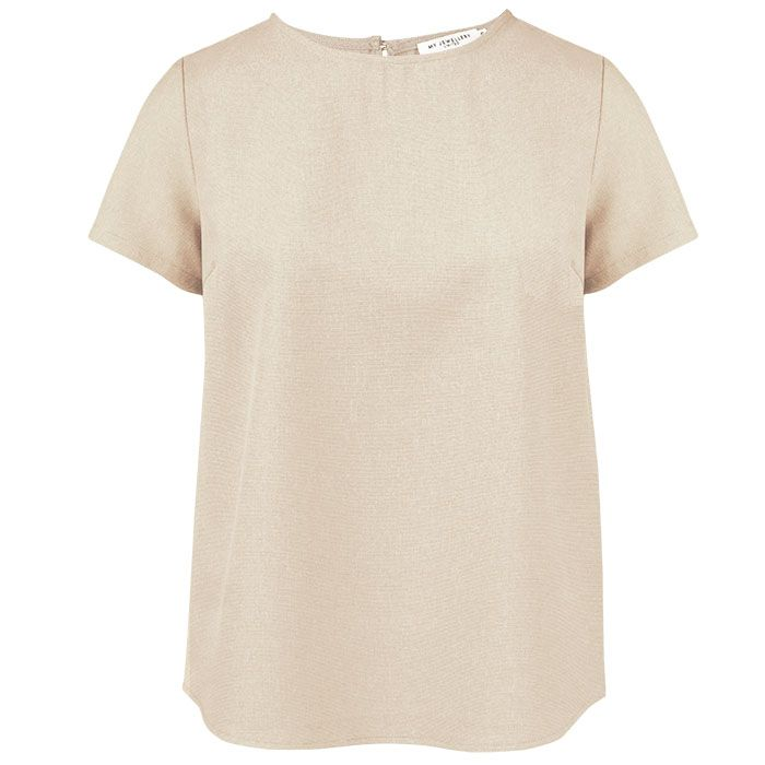 Beige top casual, casual top My Jewellery